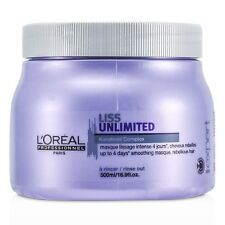 L'Oreal Professionnel Expert Serie - Liss Unlimited Smoothing Masque (For 500ml