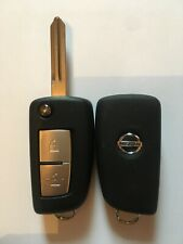 Clé Vierge pcf7961m hitag aes 4a Nissan Quashqai X-Trail Pulsar micra