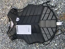 Brand New With Tags Tipperary 1015 Eventer Vest Adult Medium (38) Black