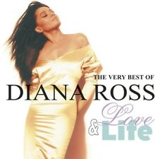 Diana Ross - Life & Love: Very Best of [New CD] UK - Import