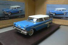 1957 Pontiac Safari 2 Door Station Wagon Brooklin BRK 227