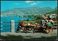 AD2180 Napoli - Provincia - Sorrento - Carretto - Panorama