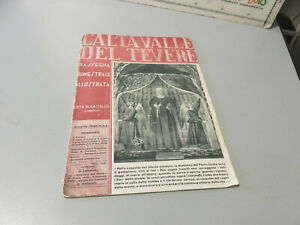 VALTIBERINA - L'ALTA VALLE DEL TEVERE rassegna Bimestrale Illustrata 1940