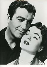 ROBERT TAYLOR  ANN BLITH ALL THE BROTHERS WERE VALIANT 1953 VINTAGE PHOTO