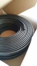 20 m schwarz 0,2 - 2,2 mm ROSTET NiCHT Kantenschutz  Profil   dichtungsprofil