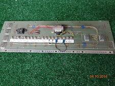 GE MASTR II Master UHF VHF Radio Repeater Auxiliary BACK PLANE PL19D417214G1 #11
