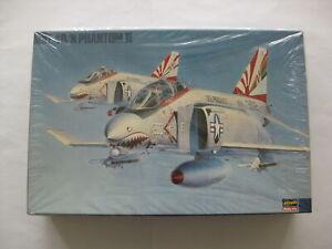 1|72 Model Plane F-4B/N PHANTOM II Hasegawa D12-534