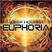 Deep House Euphoria (3 X CD ' Various Artists)