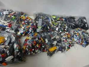 Lego Mixed 6.5kg Bundle Huge Assortment Sorted Into 12 Bags Mixed Transport WOW