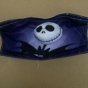 Jack Skellington Face Mask Nightmare Before Christmas Cloth face mask