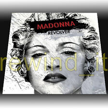 "MADONNA ""REVOLVER (REMIXES)"" RARE DOUBLE LP 2010 - SEALED"