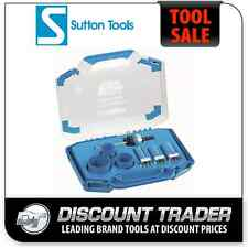 Sutton Bi-Metal Cobalt Heavy Duty Holesaw Kit Electrician Set - H105S9