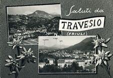 """"""" SALUTI DA TRAVESIO """" Viaggiata Anno 1964"""