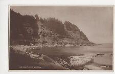 Maidencombe Beach Devon RP Postcard, A855