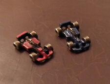 1/12 Casa de Muñecas en Miniatura de Juguete de Metal de 2x automóviles de carrera Mat Dinky Vivero Juguetes lgw