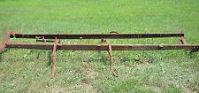 Ford Model T frame running board brackets Speedster Roadster Coupe Depot Hack