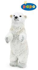 *NEW* PAPO 50144 Polar Bear Cub Standing - RETIRED