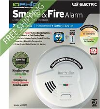 USI MDS107 IoPhic Smoke Detector & Fire Alarm