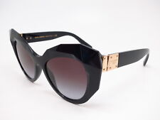 1953da90dd0f New Authentic Dolce   Gabbana DG 6122 501 8G Black w Grey Gradient  Sunglasses