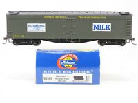HO Scale Athearn 92589 GPEX Dairymen's 50' Express Reefer #900