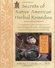 The Secrets of Native American Herbal Remedies : A Comprehensive Guide to the...