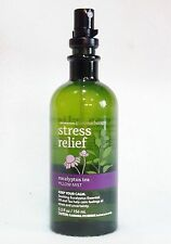 1 Bath Body Works Aromatherapy Stress Relief Eucalyptus Tea Pillow Mist Spray