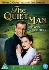 THE QUIET MAN NEW REGION 2 DVD