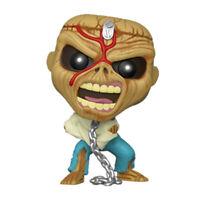 Iron Maiden Piece of Mind Skeleton Eddie Pop! Vinyl Figure #146