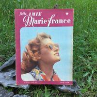 Votre Amie Marie France  N°139 - 15 Juillet 1947 - Ancien Magazine Français