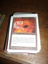 MTG Magic ETOILE DE FER 5th edition French RARE TOP condition