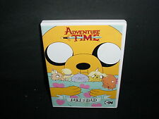 Adventure Time Jake The Dad DVD Movie Cartoon Network Widescreen