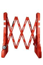 Expandable Plastic Traffic Safety Gate Barrier