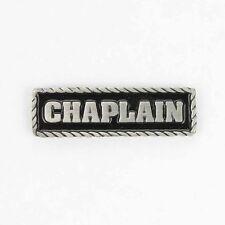 Biker Moto Club Member MC Chaplain Brikenbrunn PIN SPILLA SPILLA NUOVO