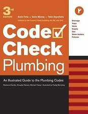 Code Check Plumbing: An Illustrated Guide to the Plumbing Codes (Code Check Plum