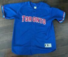 Vintage 1990s Toronto Blue Jays Starter Jersey Sz 52/XL MLB Roy Halladay