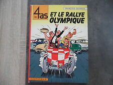 BD Les 4 as et le rallye olympiques – EO – 1969
