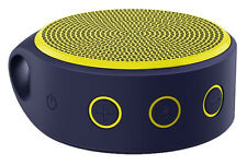 brand new LOGITECH X100 Mobile Bluetooth Wireless Speaker Purple/Yellow Color