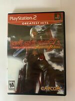 Devil May Cry 3 Play Station 2 Used Game With Booklet A11