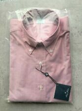 Brooks Brothers Milano Red Fleck Shirts In 2 Sizes