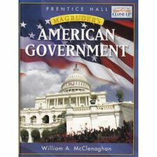 Magruder's American Government by PRENTICE HALL