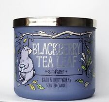 1 Bath & Body Works BLACKBERRY TEA LEAF Candle for shinnypennies