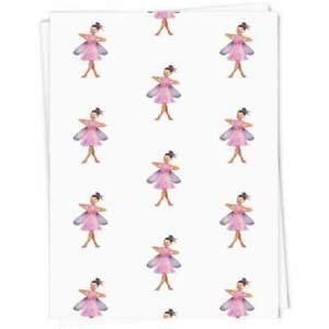 'Fairy Wearing Pink Dress' Gift Wrap / Wrapping Paper / Gift Tags (GI023616)