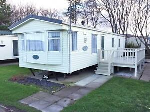 FREE 2021 SITE FEES! SITED STATIC CARAVAN FOR SALE- NORTH WALES 07717363182