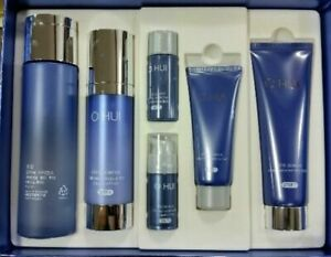 O HUI Clinic Science 3 Step Special Gift Set for Oily&Trouble Skin Toner, Lotion