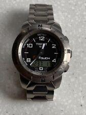 Reloj Tissot T Touch Titanium Caballeros