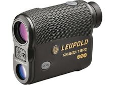 New 2018 Leupold RX-1600i TBR/W DNA Laser Rangefinder Black Auth/Dealer 173805