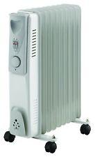 Radiateur Bain d'Huile 220V/2000W - WARM TECH - WTRBH2009