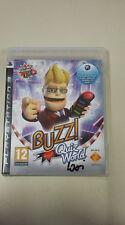 PS3 Buzz Quiz World komplett in französisch - French Version - version française