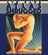 ATLAS SHRUGGED AUDIOBOOK BRAND NEW SEALED A250