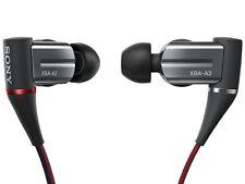 SONY XBA-A2 Balanced Armature In-Ear Headphones from Japan